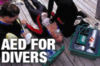 AED for Divers